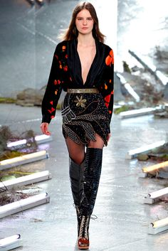 Rodarte - This collection was amazing! The peter pan skirts, furs, just yummy fall goodness wrapped up in one collection. thestyleweaver.com Fall 2015