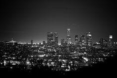 Los Angeles... California dreamin'... <3