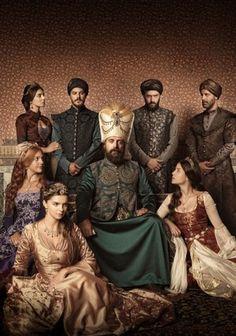 Suleimán, el gran sultán - Serie de TV (2011-2013). Historia del sultán otomano Solimán I, conocido como Suleiman Kanuni (