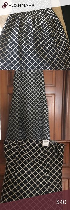 The loft satin strapless dress New with tags size 14 the loft Dresses Strapless