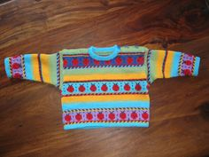 Visittgave strikket til Sander Bjørge. 18.06.2006 Sweaters, Fashion, Moda, Fashion Styles, Sweater, Fashion Illustrations, Sweatshirts, Pullover Sweaters, Pullover