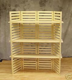 Display-Shelf-Portable-with-3-Shelves-4-Panels-58-T
