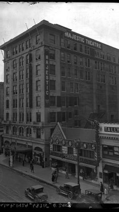 Los Angeles in the 1920s