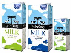 Vietnamese melkverpakking. Meer over verpakkingen? Ga naar http://www.milkstory.nl/artikel/vraag-antwoord-waarom-zijn-melkverpakkingen-andere-landen-anders  #packaging #design #verpakking