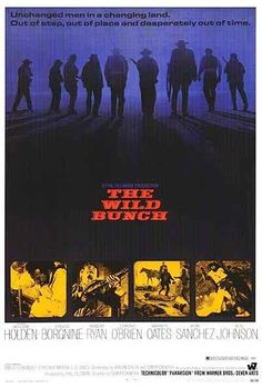 Warner Brothers was aware that the story of The Wild Bunch has many similarities to Butch Cassidy and the Sundance Kid, and they rushed to get their film out first. They did, by three months. Both films are now part of the National Film Registry.