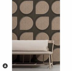 Wallpaper S, Textures Patterns, Proposals, Chair, Furniture, Design, Home Decor, Instagram, Wall Papers