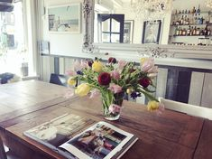 Bloemen & Dior Table Settings, Gallery Wall, Restaurant, Frame, Home Decor, Brewery, Picture Frame, Decoration Home, Room Decor