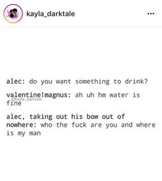 Valentine never turned into mangus during the books, but if it did this is totally what would happen