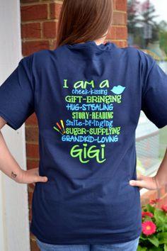 Hey, I found this really awesome Etsy listing at https://www.etsy.com/listing/226108033/custom-grandma-shirt-grandkids