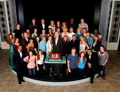 General Hospital 50th anniversary cast photo.