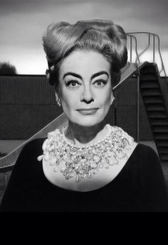 Joan Crawford in William Castle's I Saw What You Did (1965)