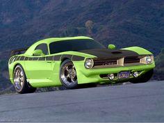 2013 Dodge Barracuda...modified viper?