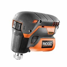 Ridgid R8224 12-Volt Lithium-Ion 1/4 in. Cordless Palm Impact Screwdriver (Tool Only - Battery and Charger NOT Included). BATTERY AND CHARGER NOT INCLUDED. Battery charge can be easily monitored using the tool's battery fuel gauge. Hex grip micro texture for enhanced user comfort. Push-To-Drive Technology allows for a pressure sensitive variable speed switch to control speed while eliminating the need for a trigger. Bit changing is made easier and quicker with a one handed quick-load collet.