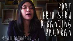 #AshillaKenapaSih Eps. 3 - PDKT LEBIH SERU DIBANDING PACARAN??