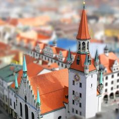Tilt-Shift Photography – 80+ Beautiful Examples, Tutorials and More | Ultimate Guide