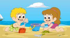 In De Zomer | Kinderliedjes | Peuterliedjes | Kleuterliedjes | Minidisco