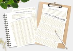 Be Prepared: Doctor Office Visit Medical Records Bundle