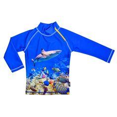 Tricou+de+baie+Coral+Reef+marime+86+-+92+protectie+UV+SwimpySwimpy+sunt+produse+pentru+protectie+solara+si+inot,+proiectate+in+Suedia,+dupa+standarde+de+calitate+foarte+ridicate.Produsele+Swimpy+au+o+protectie... Coral, Education, Tops, Women, Fashion, Moda, Women's, La Mode, Shell Tops