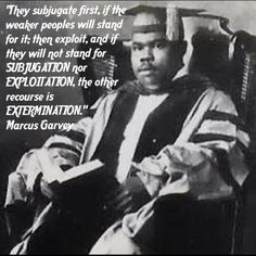 Marcus Garvey Black History Facts, Black History Month, Power To The People, My People, Marcus Garvey Quotes, Black Roots, Black Pride, African American History, Black Power