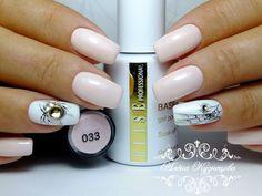 White nail design with rhinestones · unique french manicure nail art designs Nail Art Designs, Orange Nail Designs, Long Nail Designs, Beautiful Nail Designs, French Nails, French Manicure Nails, White Nail Polish, White Nails, Velvet Nails