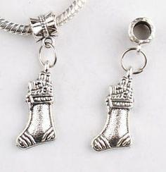 10pcs-Multi-Styles-Beads-Charm-Tibetan-Silver-Fit-European-Bracelet-Accessory