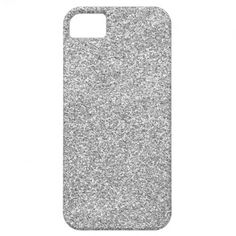 This design is available on other phone cases as well. White Glitter Sparkle Graphic Art Pattern Design iPhone 5 Case