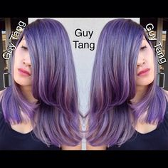Frozen Grape color by Guy Tang