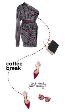 """""""Untitled #2259"""" by vinograd24 ❤ liked on Polyvore featuring SemSem, Nina Ricci and Dolce&Gabbana"""