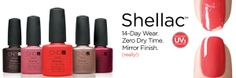 Need polish that lasts for TWO WEEKS? Look no further!