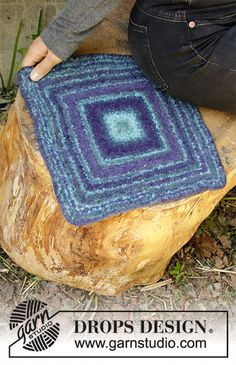 Drops Design, Forest Adventure, Point Mousse, Atlantis, Knit Crochet, Deco, Knitting, Pattern, Circular Needles
