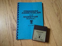 Commodore 64 Freedom Assembler and Monitor Cartridige Hughes Software
