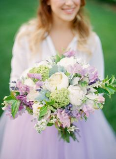 Lavender and Citrus wedding inspiration | photo by Lavender