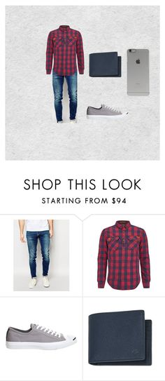 """boys outfit"" by valevilleda ❤ liked on Polyvore featuring Pepe Jeans London, Superdry, Converse, Mulberry, Incase, mens, men, men's wear, mens wear and male"