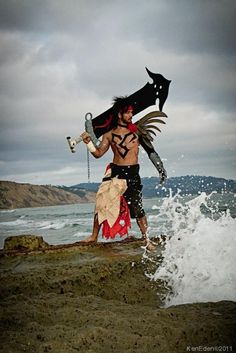 Jecht (Final Fantasy X) | 24 Of The Best Cosplays Ever
