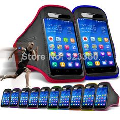 2014 real hot sale case pu dirt-resistant sport gym armband for huawei honor 3c sports bag