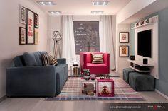 3D Image by Phorma Design! #phormadesign #phorma #moveis #instahome #instadecor #furniture #furnituredesign #design #homedesign #homedecor #decor #decoração #sala #livingroom
