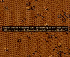8-bit Fiction