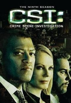 CSI:COMPLETE NINTH SEASON