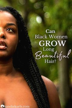 Some people believe that black women cannot grow hair long and beautiful. Even other black women believe this about themselves and each other. In my experience the people who find length retention the most challenging are the type 4 curlies. Especially, type 4C. However, their pitfalls have very little to do with their race. Click here to read more about this topic & get tips on how to grow 4C hair. #type4 #hair #care #regimen #routine #natural #curly #hair #howto #howtogrow #type4c #black #long Natural Hair Growth Tips, Natural Hair Styles, 4c Hair, Curly Hair, Healthy Relaxed Hair, Healthy Hair, How To Grow Dreads, Grow Long Hair, Grow Hair