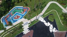 Huizhou Sinic City by Metrostudio « Landscape Architecture Works   Landezine