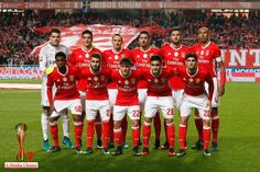 A Minha Chama: TdL FG 1J: Sport Lisboa e Benfica 1 Paços de Ferreira 0