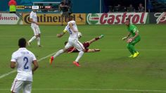 Clint Dempsey v Portugal 6-22-14 -