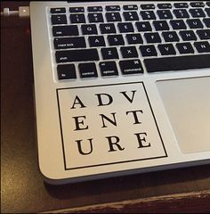 Pray Vinyl Decal Laptop Decal Macbook Decal Laptop Sticker - Vinyl stickers for laptops