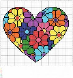 1 million+ Stunning Free Images to Use Anywhere 123 Cross Stitch, Free Cross Stitch Charts, Cross Stitch Heart, Wedding Cross Stitch Patterns, Modern Cross Stitch Patterns, Cross Stitch Designs, Cat Cross Stitches, Cross Stitching, Cross Stitch Embroidery