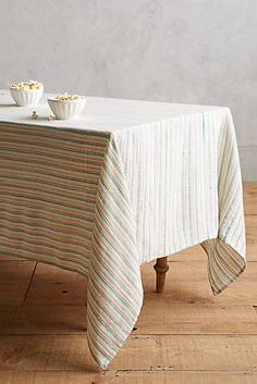 Somerset Tablecloth