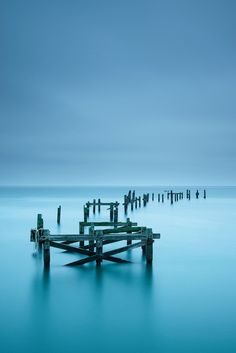 Swanage Old Pier, Dorset, South West England