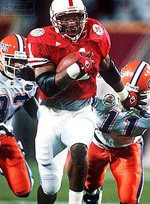 Lawrence Phillips. Wasted talent!