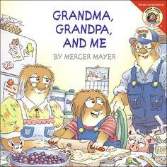 Grandma, Grandpa, and Me- Cooking