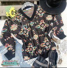 Crazy Train Badlands Knit Sweater – Ruby Rue Jewelry & Accessories