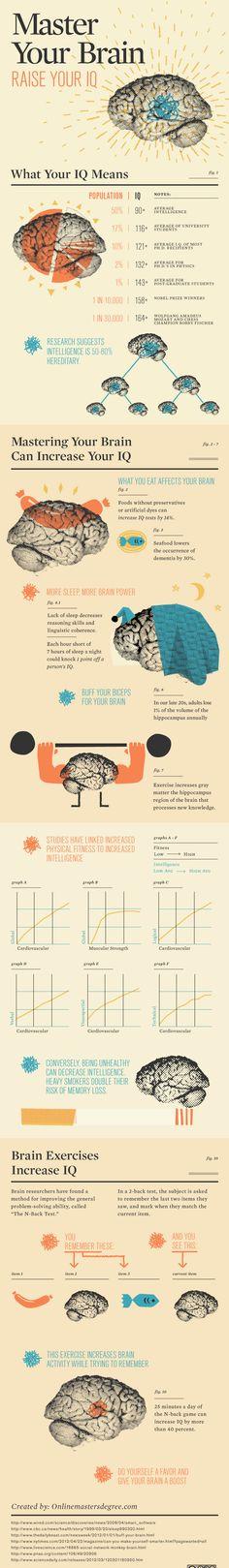 Master your Brain Power 2